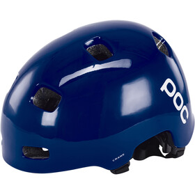POC Crane Pure Casque, lead blue/hydrogen white